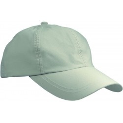 6 PANEL OUTDOOR-SPORTS-CAP MB6116 čepice s kšiltem, stone šedá