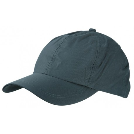 6 PANEL OUTDOOR-SPORTS-CAP MB6116 čepice s kšiltem, antracitová